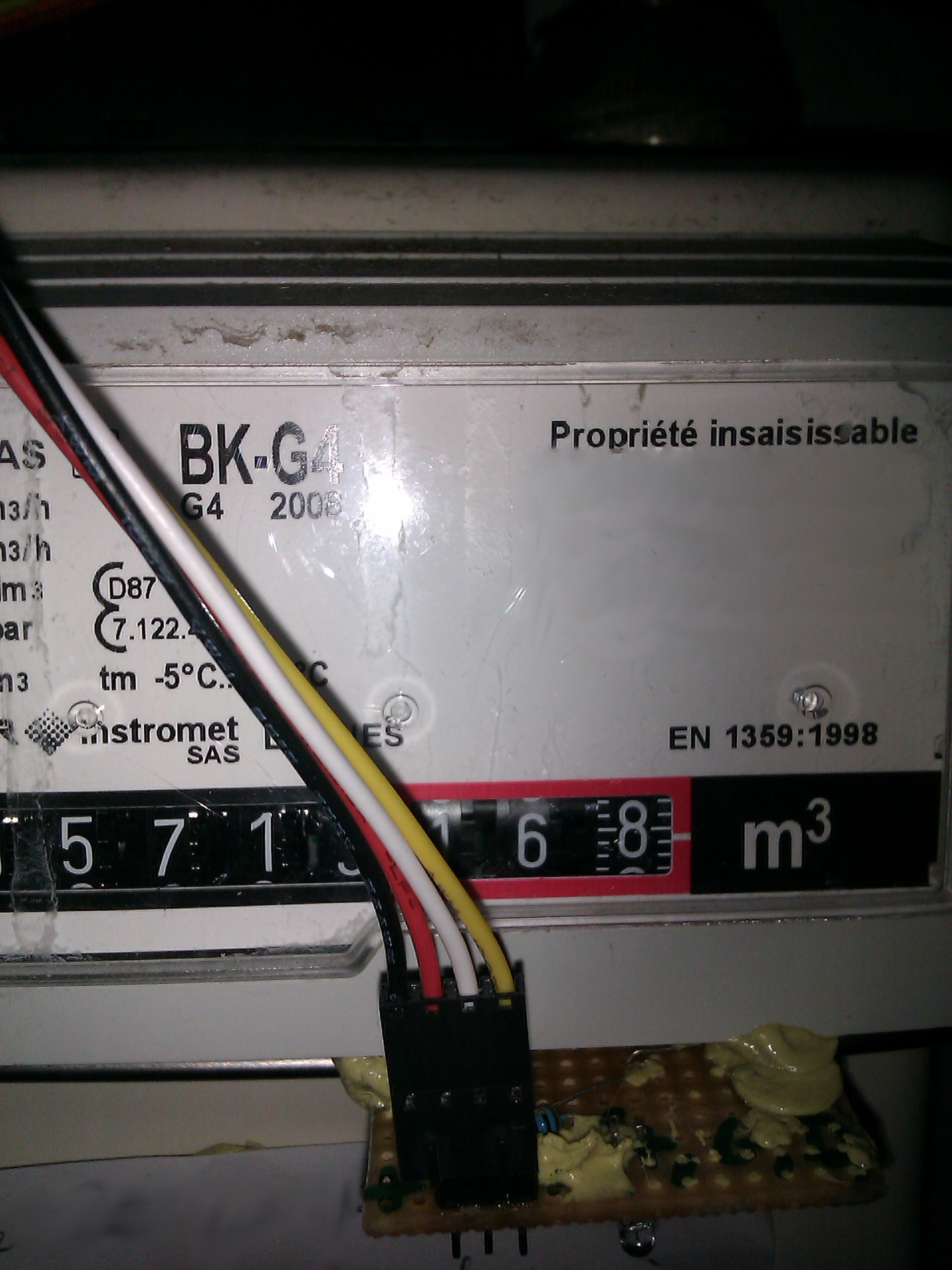 Low Power Wireless Gas Meter Monitoring Reed Switches And Hall Effect Sensors Pulse Sensor